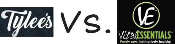 Tylee's vs Vital Essentials