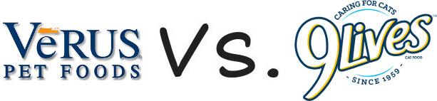 VeRUS vs 9 Lives