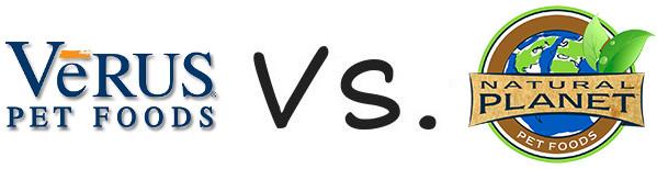 VeRUS vs Natural Planet