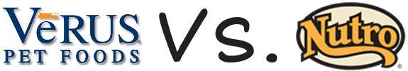 VeRUS vs Nutro