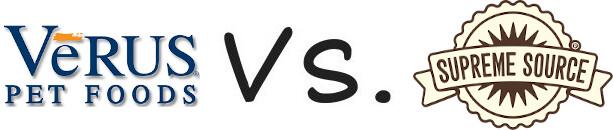 VeRUS vs Supreme Source