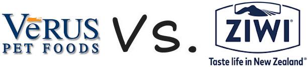 VeRUS vs Ziwi Peak