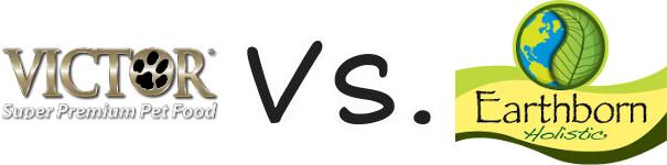 Victor vs Earthborn Holistic