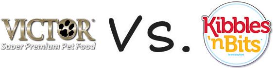 Victor vs Kibbles 'n Bits