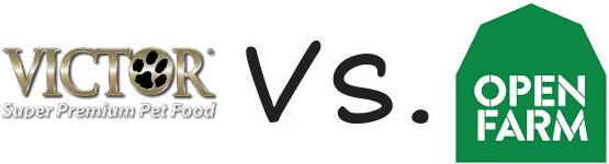 Victor vs Open Farm