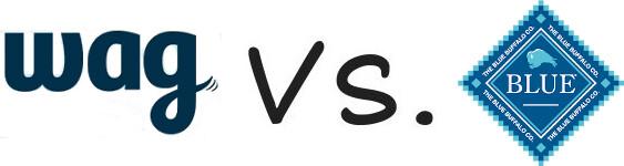 Wag vs Blue Buffalo