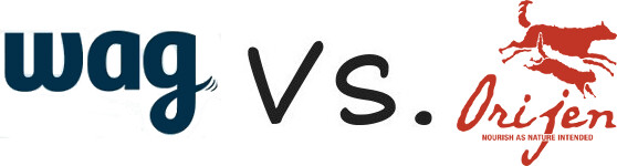 Wag vs Orijen