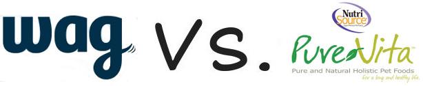 Wag vs Pure Vita