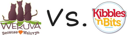 Weruva vs Kibbles 'n Bits