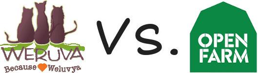 Weruva vs Open Farm