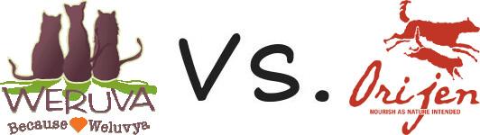 Weruva vs Orijen