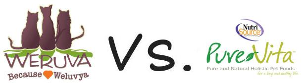 Weruva vs Pure Vita