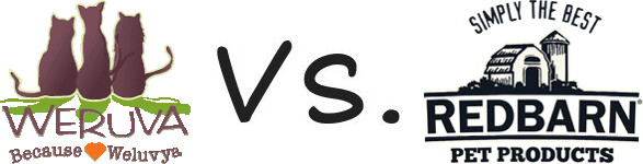 Weruva vs Redbarn