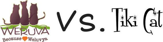 Weruva vs Tiki Cat