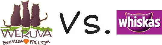 Weruva vs Whiskas