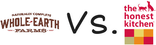 Whole Earth Farms vs The Honest Kitchen