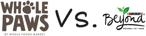 Whole Paws vs Purina Beyond