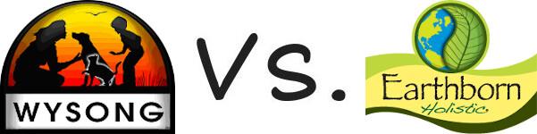 Wysong vs Earthborn Holistic