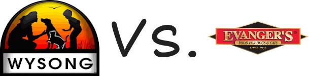 Wysong vs Evanger's