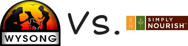 Wysong vs Simply Nourish