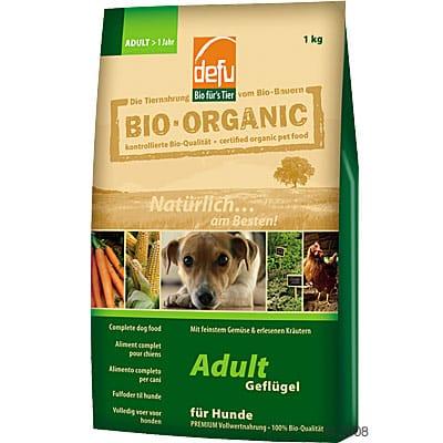 Defu Adult Organic Dog Food - 12.5 kg