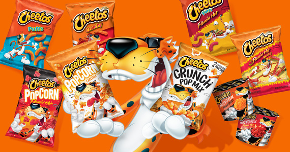 Can Dogs Eat Cheetos? Are Cheetos Puffs Bad For Dogs?