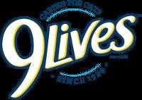 9 Lives Brand Logo.