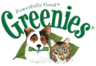 Greenies Brand Logo.