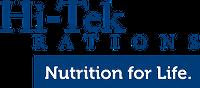 Hi-Tek Rations Brand Logo