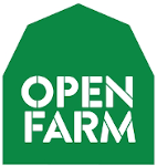 Open Farm Brand Logo.
