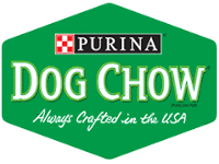 Purina Dog Chow Brand Logo.