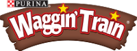 Waggin Train Brand Logo