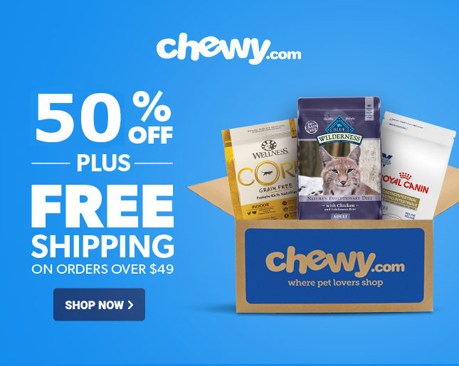 Chewy Discount