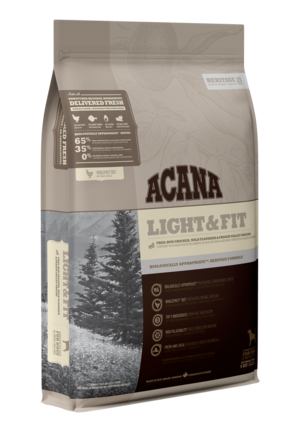 Acana Heritage (Canadian) Light and Fit