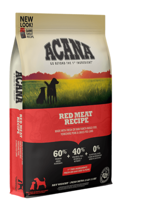 Acana Heritage Meats Formula