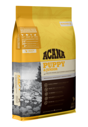 Acana Heritage (Canadian) Puppy and Junior