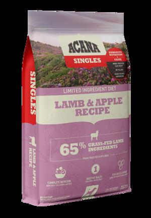 Acana Singles Lamb & Apple Singles Formula