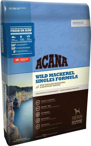 Acana Singles Wild Mackerel Singles Formula