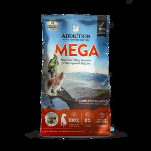 Addiction Dry Dog Food MEGA