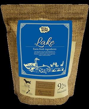 Addiction Dry Dog Food Wishbone Lake
