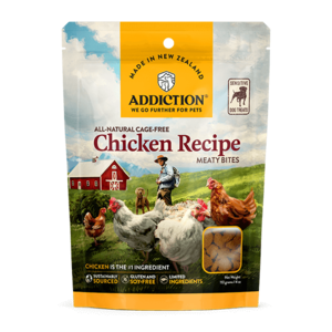 Addiction Meaty Bites Chicken Recipe