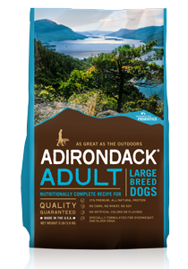 Adirondack Classic Large Breed Adult Dogs Recipe