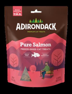 Adirondack Freeze-Dried Cat Treats Pure Salmon