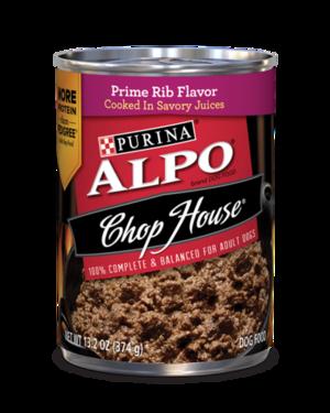 Alpo Chop House Prime Rib Flavor
