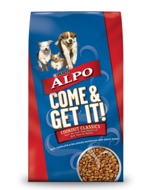 Alpo Come and Get It Cookout Classics