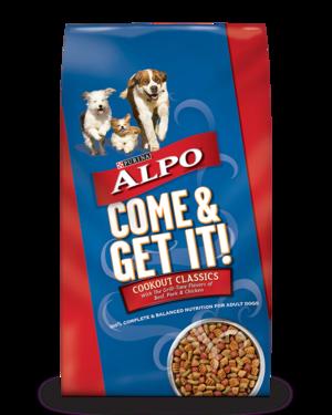 Alpo Come & Get It Cookout Classics