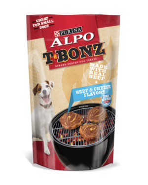 Alpo Tbonz Beef & Cheese Flavors