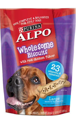 Alpo Wholesome Biscuits Large