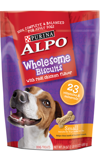 Alpo Wholesome Biscuits Small