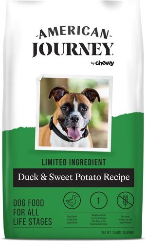 Duck And Potato Dog Food Reviews